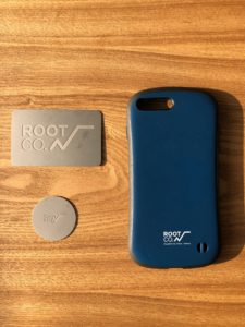 iPhone8plusのケース、Gravity Shock Resist Case
