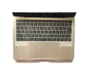 エレコム キーボードカバー Macbook Pro (タッチバー付)用 PKB-MB16T