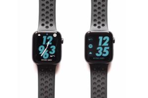 Apple Watch Nike+44mmのレビュー
