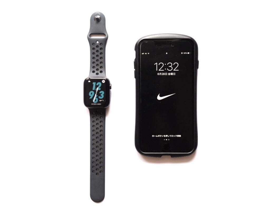 Apple Watch Nike+44mmにはiPhone必須