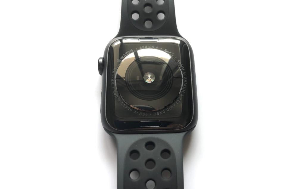 Apple Watch Nike+44mmの裏面