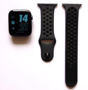 AppleWatch Series4(GPSモデル)はバンドを取り外している画像