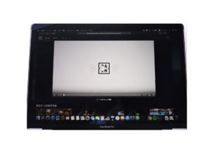 MacBook Pro 13.3インチ(2018Touch Bar、A 1989)はDAZNも視聴できる