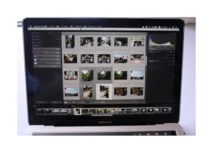 MacBook ProだとLightroomの編集も楽。