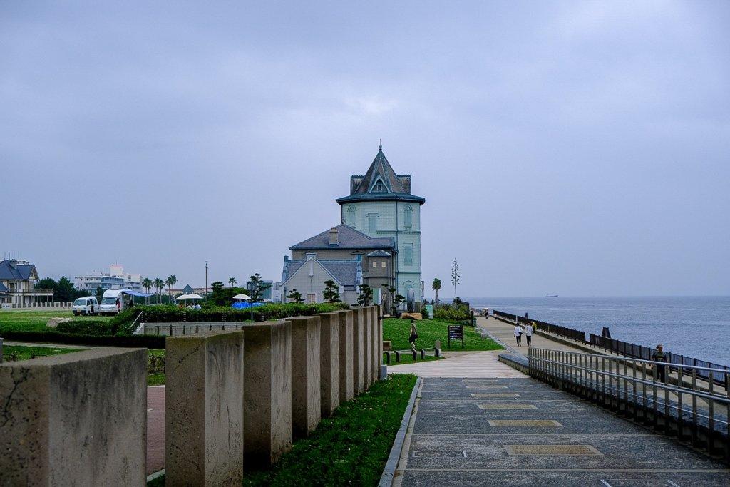 富士フィルム(FUJIFILM)のXT-30で撮影した孫文記念館の写真