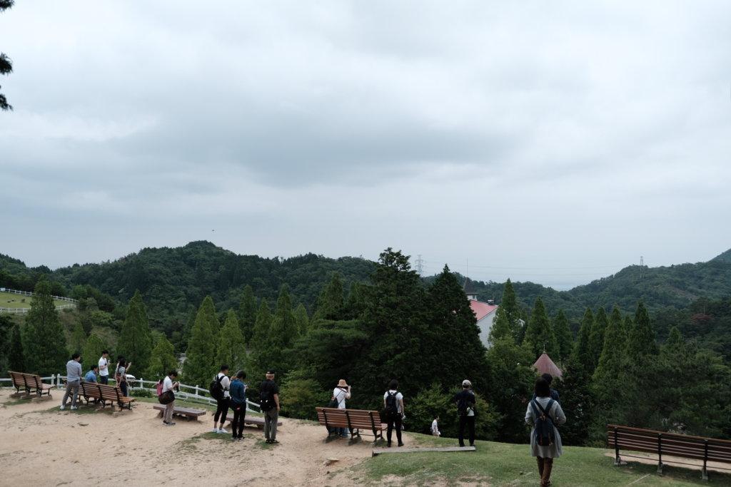 富士フィルム(FUJIFILM)のXT-30で撮影した六甲山牧場の写真