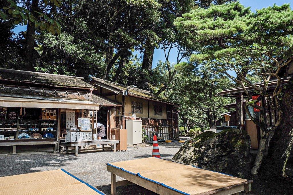 富士フィルム(FUJIFILM)のXT-30で撮影した兼六園での写真