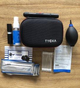 TYCKAのレンズクリーニングキットの画像