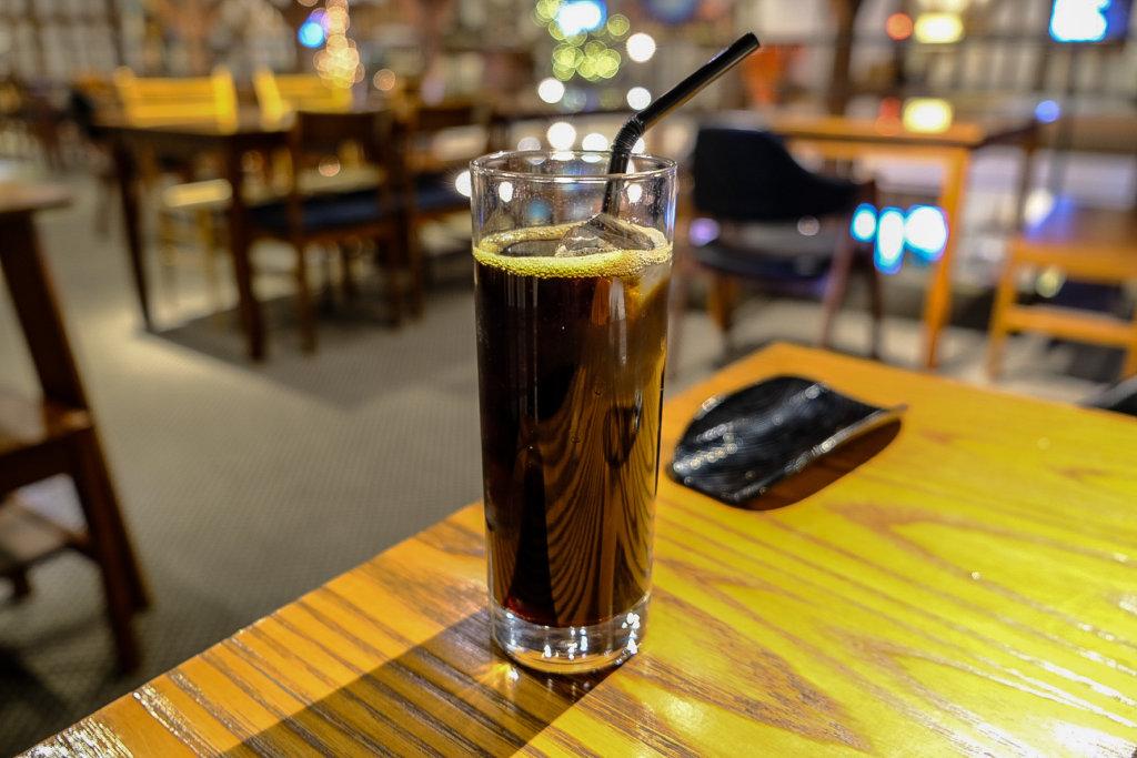 カフェスタイル ハヅキ Cafe Style Hazukiのコーヒーの写真。
