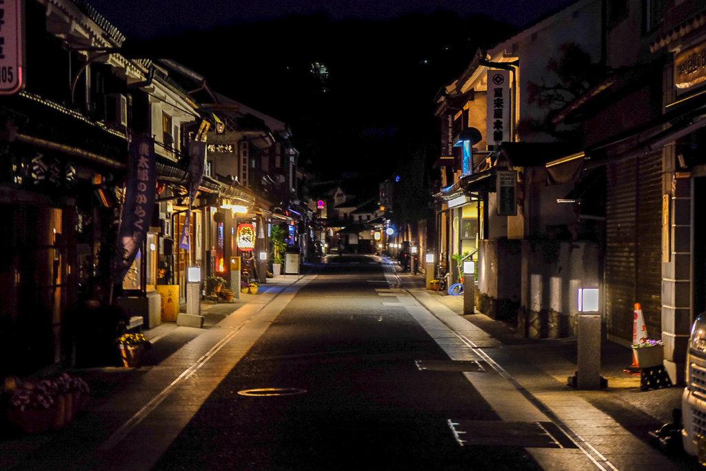 X-T30で撮影した岡山の美観地区の写真