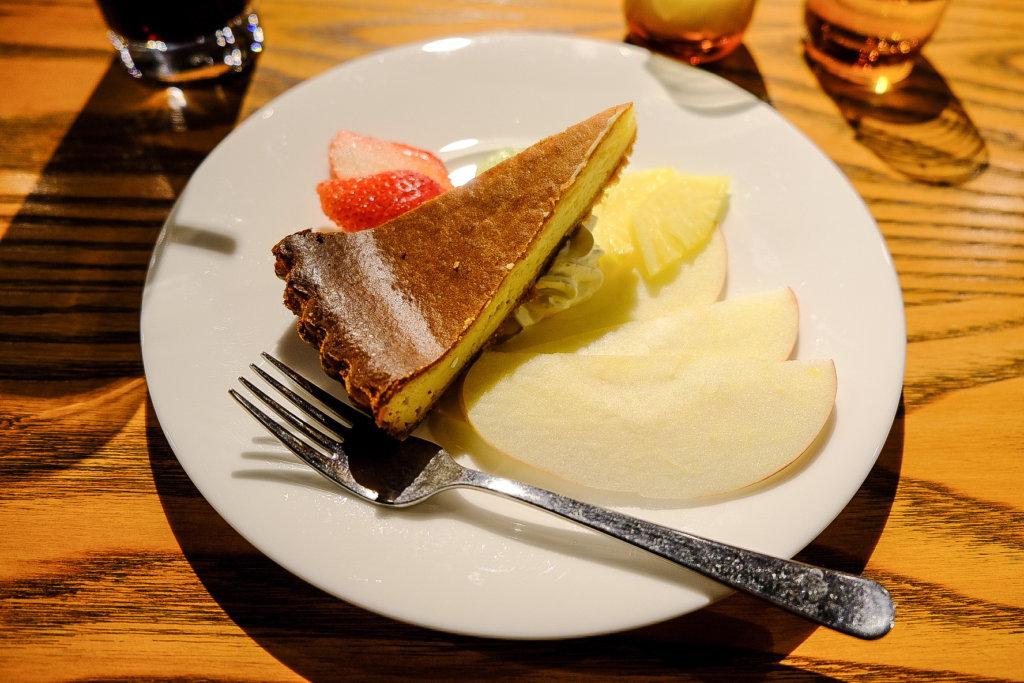 カフェスタイル ハヅキ Cafe Style Hazukiのチーズケーキの写真