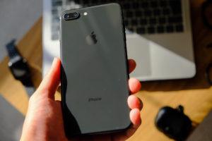 iPhone 8 Plusの画像