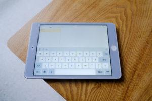 初代iPad miniの画像