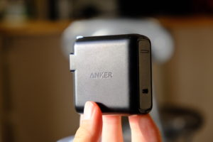 Ankerの PowerPort Speed PD30の写真