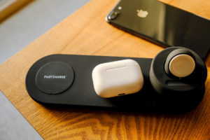 AirPods ProのWireless Charging Caseの写真
