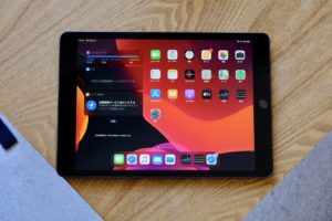 iPad 第7世代の本体の画像